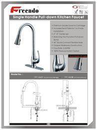 Kitchen Faucet Installation Instructions Oakbrook Faucet Installation Ano Inc Blog Midwest Distributor