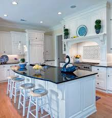 Blue And White Decorative Tiles Other Kitchen Blue Accent With Thinner Frame Flattened Best Of 70