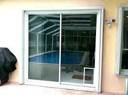 door with doggie door built in sliding patio doors patio blinds for sliding glass doors exterior