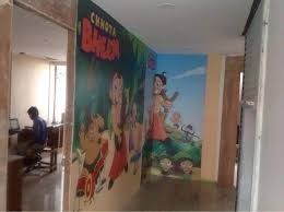 inside view of animation service digital traffic studio and orange animation photos jayanagar 9th