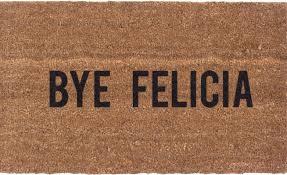 Coco Mats N More Bye Felicia Doormat & Reviews   Wayfair