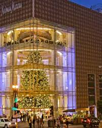 Gumbou0027s Pic Of The Day Dec 25 2014 Macyu0027s Christmas Tree Christmas Tree In San Francisco