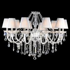 exquisite lighting. Exquisite 8-Light Plentiful Crystal Strands And Drops Waterfall Luxurious Chandelier Light Lighting A