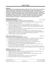 Security Manager Resume Examples Sample Security Manager Resume Manufacturing Cover Letter Product 17