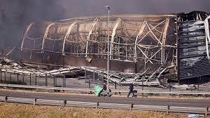 Güney Afrika'da devam eden olaylarda ölü sayısı 212'ye...