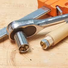 clamp ratchet handle 1