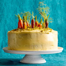 Carrot Cake With Candied Carrot Tops Le Creuset Recipes