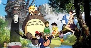 Top 10 bộ phim hoạt hình hay nhất của Ghibli Studio