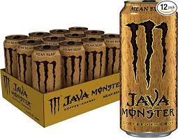 The bug pulls edgar's skin camouflage away, revealing its true appearance. Amazon Com Monster Energy Java Monster Mean Bean Coffee Energy Drink 15 Ounce Pack Of 12 Grocery Gourmet Food