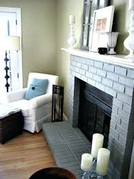 update brick fireplace ideas how to update your fireplace 4 easy ideas brick fireplace paint brick