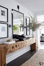 entryway table designs and ideas for