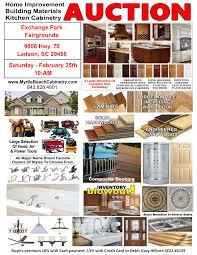 Kitchen Cabinets Brand Names Myrtle Beach Auction