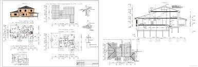 Курсовые и дипломные проекты коттеджи дачи скачать котедж в dwg  Курсовой проект Трехэтажный одноквартирный индивидуальный жилой дом 22 1 х 13 5 м