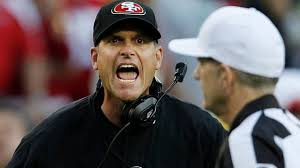 Former San Francisco 49ers Hc Jim Harbaugh Wants A Medal For Lasting