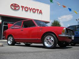 Another ToyXtreme 1971 Toyota Corolla post...1603868 by ToyXtreme