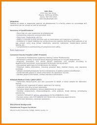 Phlebotomy Resume Templates Resume Skills And Abilities Example New Phlebotomy Resume Template 24 21