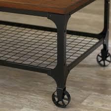 industrial furniture legs. Industrial Coffee Table Rectangle Diy Legs Furniture
