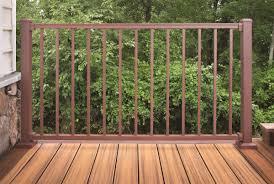 Deck Railing Designs Images Top 18 Deck Railing Ideas Designs Decks Com