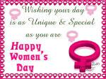 essay on women's day