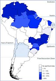 Bluetounge Virus Serological Prevalence Rates For Bluetongue Virus Btv In Domestic