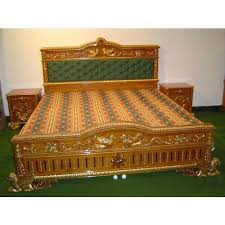 wooden furniture design bed. Hand Carved Designer Beds Wooden Furniture Design Bed