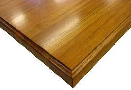 brazilian cherry wood countertop in edge grain construction
