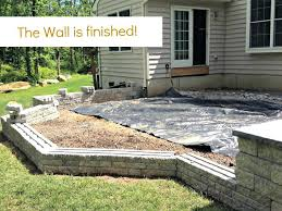 how to build a raised concrete porch backyard raised concrete patio best of update week east how to build a raised concrete porch