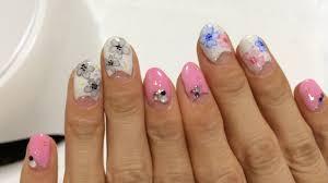 ネイルへの花の書き方が知りたい色んな花の書き方を紹介 大人女子