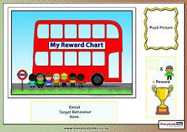 Reward Chart Reward Chart Bus