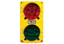 h elite commercial door operators liftmaster red green light