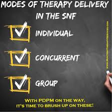 8 Minute Rule Medicare Chart Pdpm Is Coming Do You Know Your Modes Individual