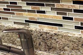 caulking kitchen backsplash. Wonderful Caulking Tile Shop Tuesday Applying All Things Gd In Caulking Kitchen Backsplash