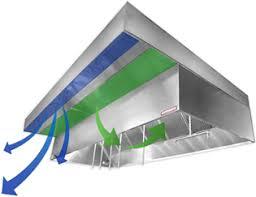 nd series hood make up air distribution