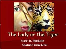 how to write papers about the lady or the tiger essay the story stops exactly at the point at which the young man opens the door their roar can also be heard from up to two miles away and sometimes farther