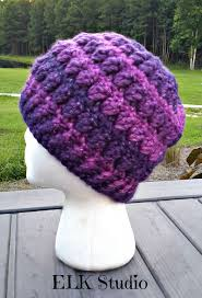 Bulky Yarn Crochet Hat Patterns Awesome Christmas Present CrochetAlong Project 48 By ELK Studio