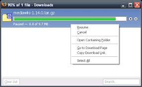Update Download Manager Firefox Best Download Manager Firefox Resume
