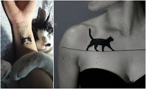 15 Nejlepších Nápadu Na Tetování S Kočkou Které Můžete Vymyslet