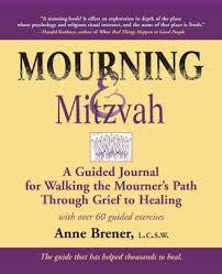 walking journal mourning mitzvah a guided journal for walking the mourners path