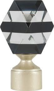 наконечник для карниза уют тюльпан 22 21то 5195 белый золото