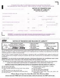 Print Release Forms Adorable Dmv Release Form Famous Positivelp