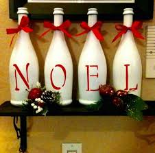 How To Decorate A Wine Bottle For Christmas 100 best Chritmas images on Pinterest Decorated bottles 34