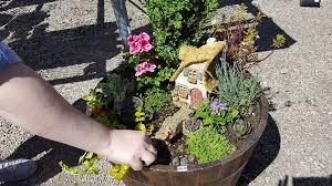 fairy gardens. The Garden Is Fairy Gardens
