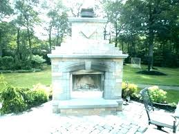 outdoor fireplace diy outdoor fireplace and pizza oven brick with rustic patio ideas gas plans id