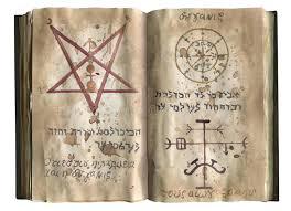 necronomicon book stock photo image of horror alchemy 30149868