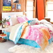 tie dye comforters contemporary your zone ruched comforter set com intended for 0 bedding twin xl