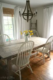 diy dining room table makeover. DIY Rustic Farmhouse Table Makeover - Nest Of Bliss Diy Dining Room