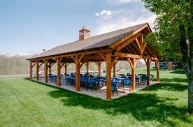 What is a pavilion Timber 30 50 Custom Timber Frame Pavilion At Wcsu The Barn Yard Great Country Garages Pavilions Ct Ma Ri Timber Frame Kits The Barn Yard Great