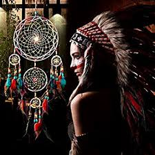Big Dream Catcher For Sale Amazon Traditional Handmade Dream Catcher Wall and a Car 42