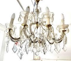 Lüster I Leuchter I Lampe I Maria Theresia Stil I Kronleuchter