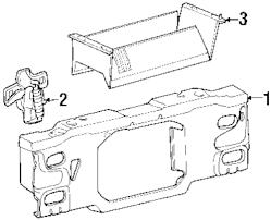 Genuine mazda latch maz 1f8056620
